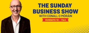 sunday business hsow today fm